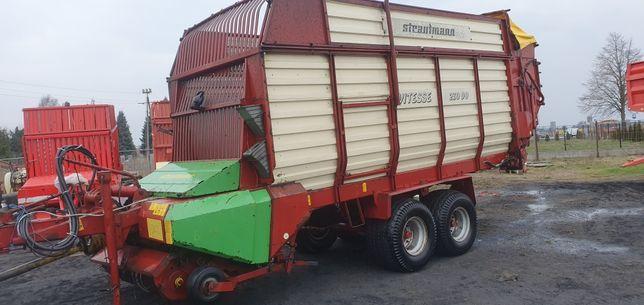 Przyczepa samozbierająca Strautmann Vitesse 230 DO
