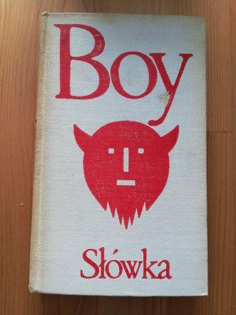Boy Słówka wyd. 1971