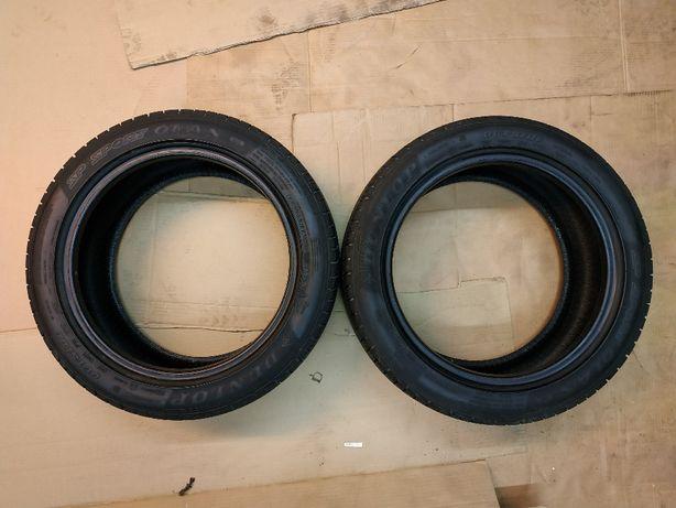 Opony zimowe Dunlop 215/45/16 2szt.