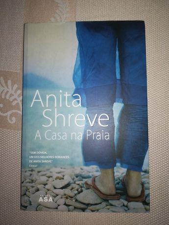 "Livro ""A casa na Praia"""