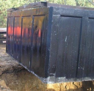 Szambo,zbiorniki betonowena deszczówkę,zbiornik betonowy,szamba