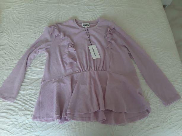 Blusa rosa bimba y lola