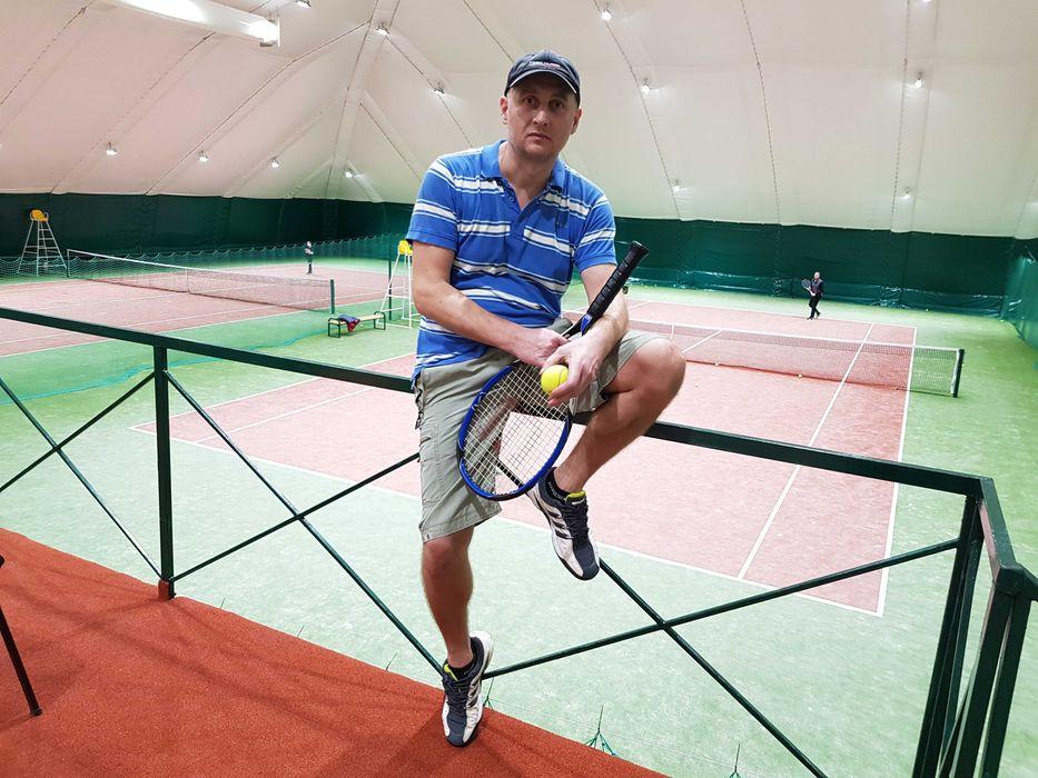 Уроки большого тенниса. Днепр - изображение 1