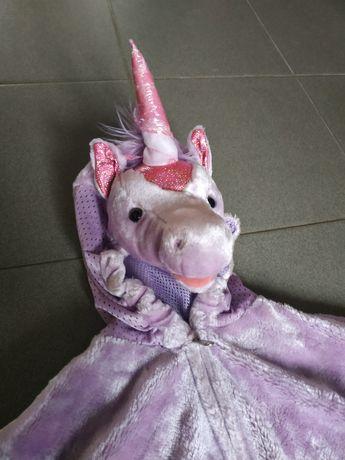 Маскарадный новогодний карнавальный костюм единорог единорожка