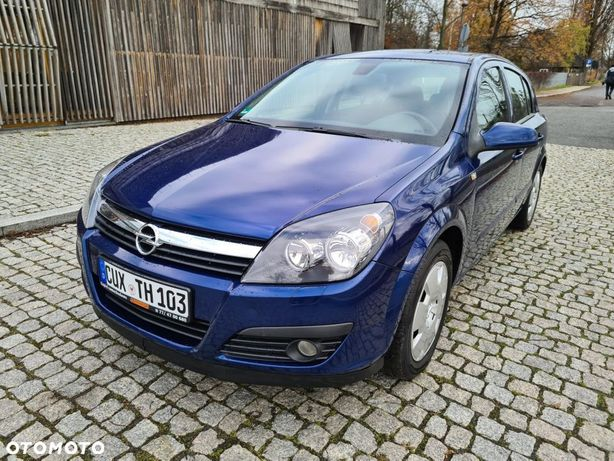 Opel Astra 1.8 Benzyna ! AUTOMAT ! 5 drzwi ! Opłacona ! Super Stan ! Tempomat !