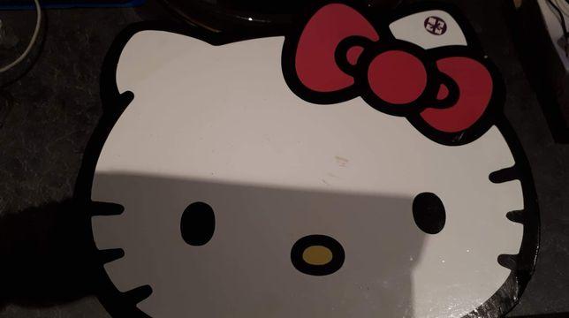 Nowy kuferek Hello Kitty super prezent dla małej dziewczynki
