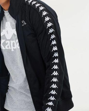 Новая кофта олимпийка куртка Kappa Anniston р-р S оригинал