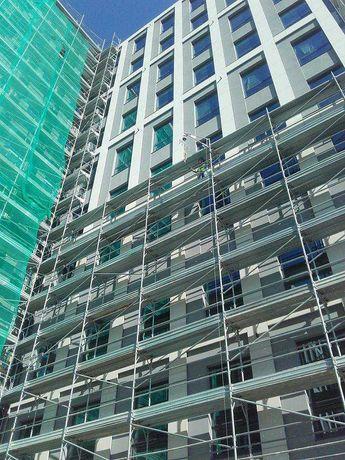 Rusztowania Wypożyczalnia Wynajem Aluminiowe Elewacyjne Warszawskie