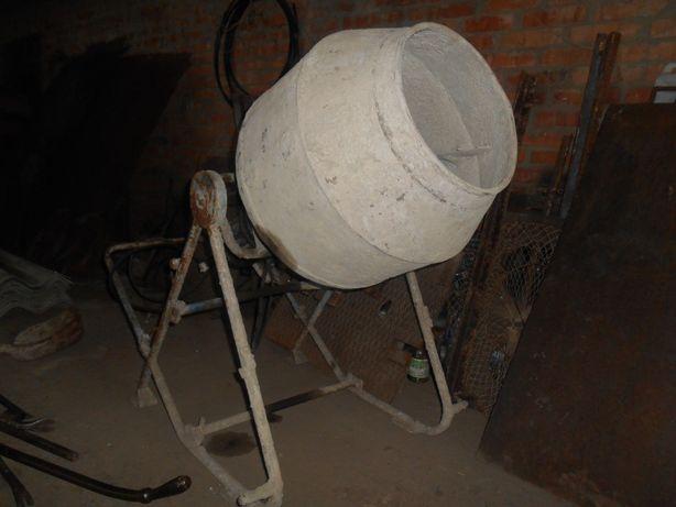 Аренда бетономешалки 100 грн.в сутки