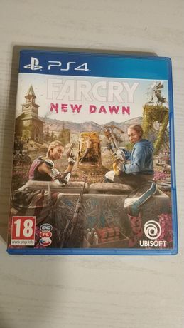 Far cry New dome ps4