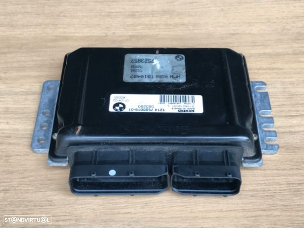 Centralina do Motor Mini One 1.6 Gasolina de 02 a 06