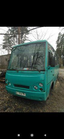 Автобус Иван 2009 г.в.