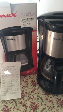 Maquina de cafe moulinex