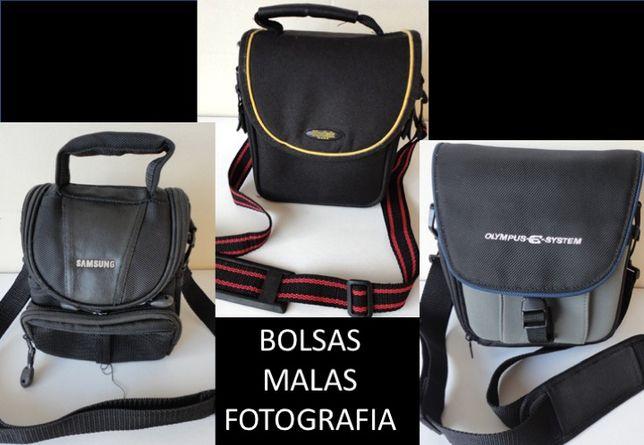 malas bolsas sacos Olympus / Samsung / Kodak
