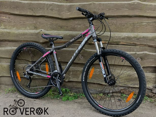 Велосипед Author Solution Asl 27.5 ( Cube Trek Scott Ghost Giant KTM)