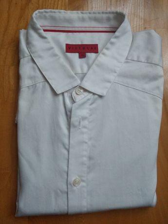Koszula Vistula Red XL 188-194 slim fit biała