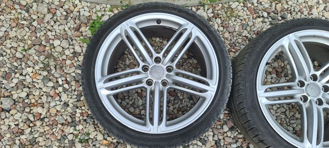 Felgi 19 5x112 Audi Pompei A4 A5 A6 A7 A8 Q5 Q7