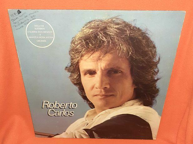 Disco Vinil-Roberto Carlos
