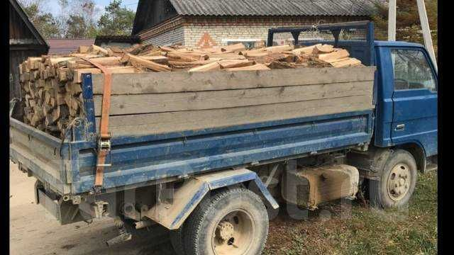 Дрова дубовые /Делаете заказ и дрова у вас