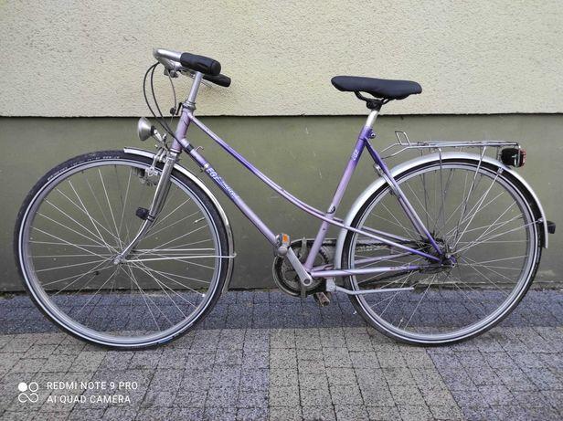 Rower miejski damski damka 28cali Enik