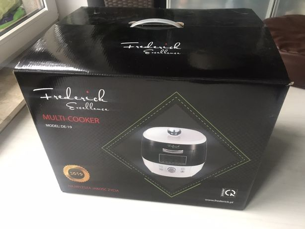 Multi cooker frederick excellence DE 19 NOWY