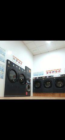 Self-service ou para lavandaria industriais lares clínicas