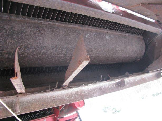 Sieczkarnia International John Deere Claas Massey ferguson 5 wytrząsac