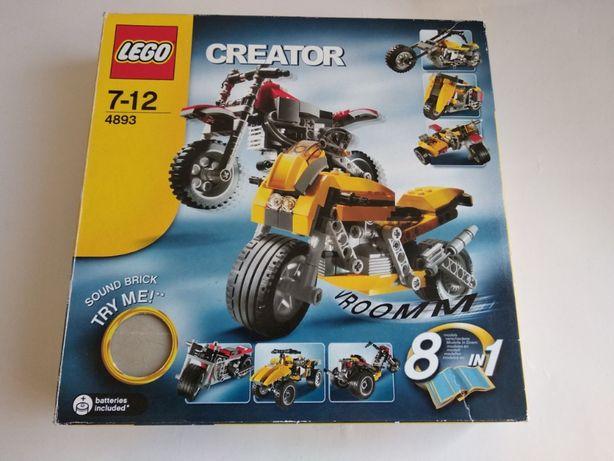 Lego 4893 creator 8 in 1
