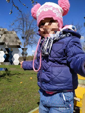 Куртка на мальчика девочку