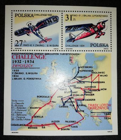 Międzynarodowe zawody samolotów turystycznych CHALLENGE 1932-34