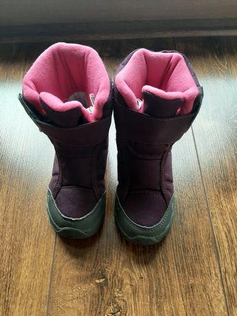 Śniegowce , buty zimowe DECATHLON R 25