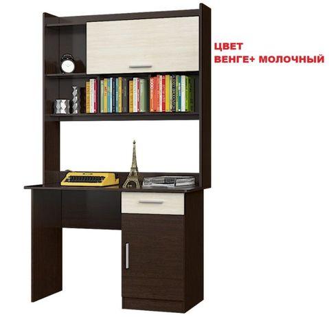 Письменный стол с надстройкой ШКОЛЬНИК-3