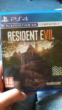 Resident Evil biohazard PL Ps4