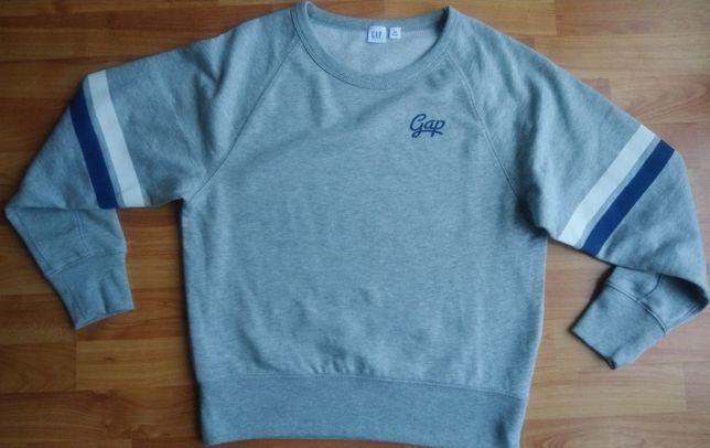 Bluza GAP wiek 12-13 lat rozmiar 158 popielata NOWA - z USA