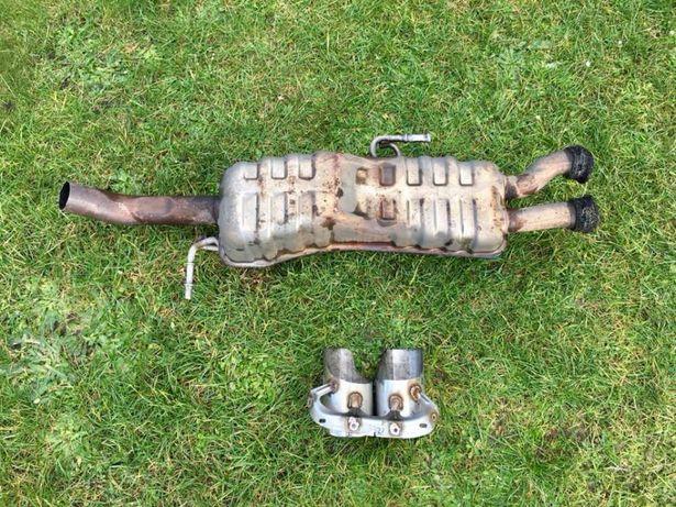 $ Oryginalny Tłumik Peugeot RCZ 1.6 200KM jak nowy OKAZJA rura wydech