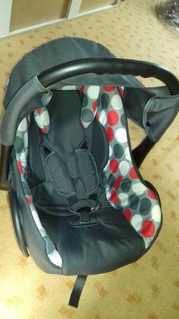 Fotelik/ nosidełko samochodowe Baby Merc