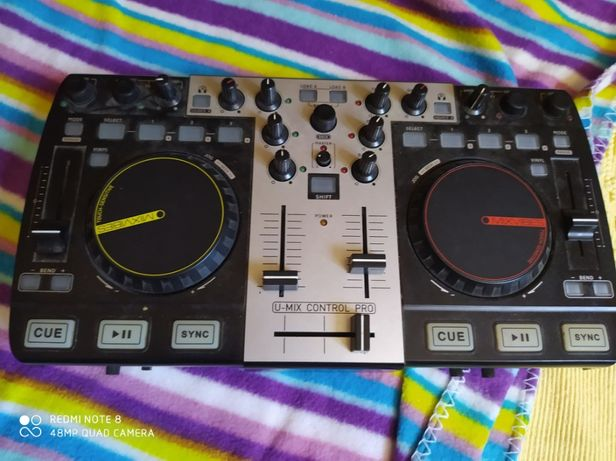 Controlador MixVibes