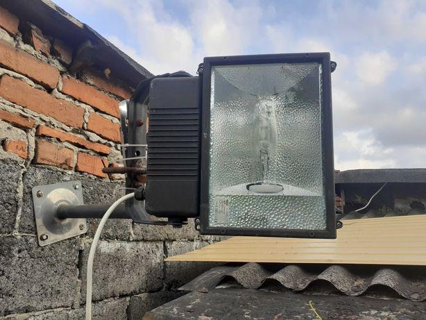 Naświetlacz/Halogen/Lampa Fael Luce 400W