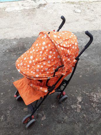 Детская прогулочная коляска-трость Babyhit Wonder