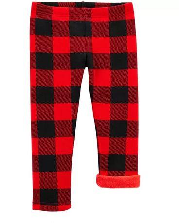 Carters штани флісові для дівчинки 24 міс.