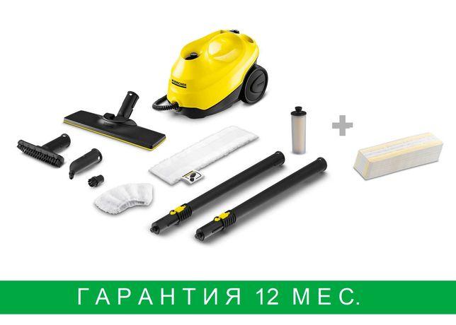 Пароочиститель Karcher SC3 EasyFix 1.513-121.0 Паровая швабра Гарантия