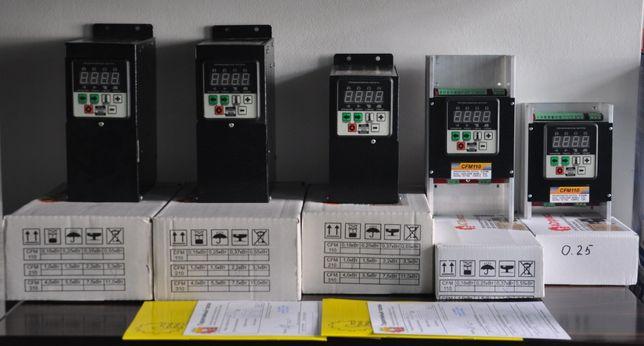 Преобразователь частотный частотник 1,0 кВт и др. 220В 380В CFM мотор