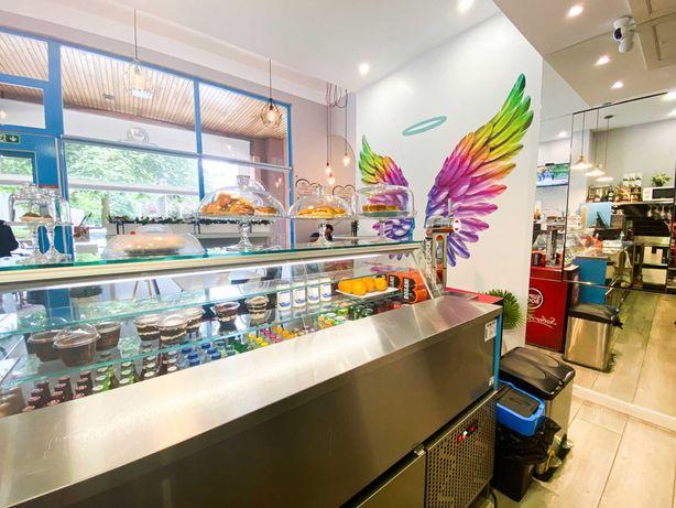 Trespasse linda cafetaria (em funcionamento) Famalicão