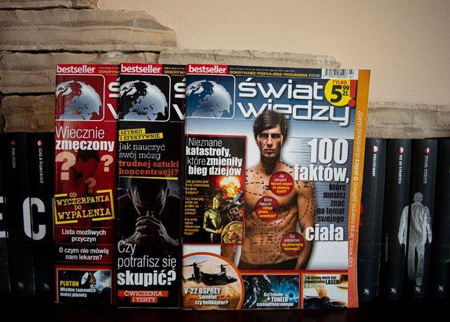 Świat Wiedzy 2012-15