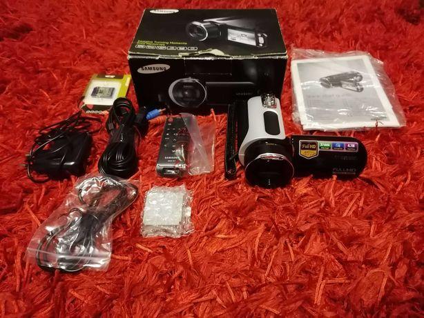 Câmara de Filmar Samsung HMX-H100 Full HD + Cartão SD 8Gb