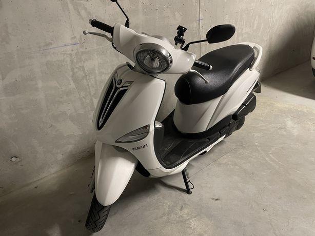 Yamaha D'elight 114cc