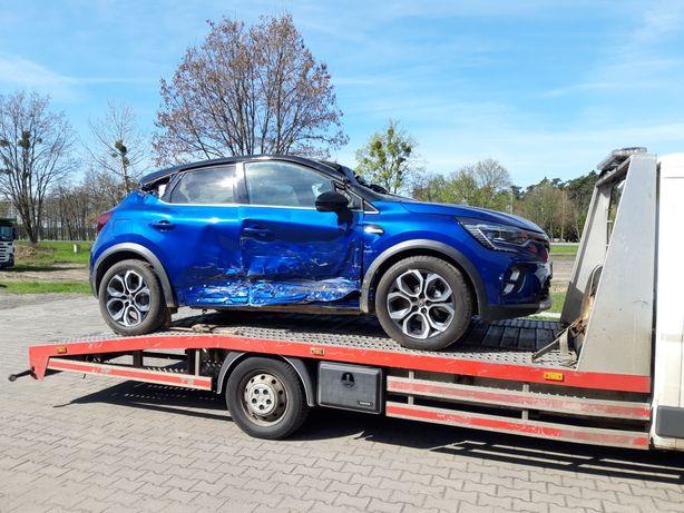 Renault Captur II intens,!!CZESCI!znikomy przebieg!!!transport