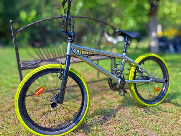 Rower BMX decathlon