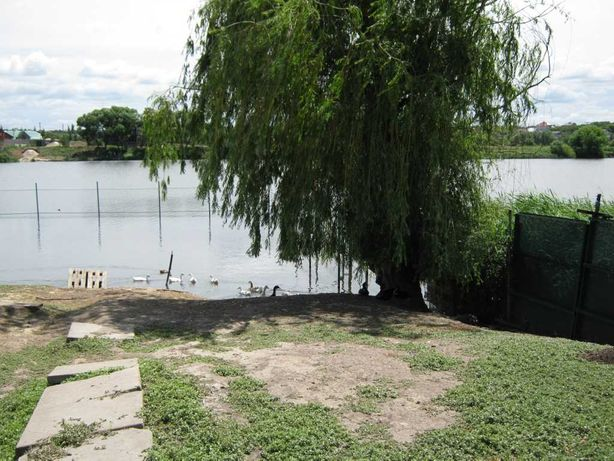 Продам дом в Ольховке со своим выходом к воде.ym