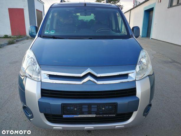 Citroën Berlingo 1.6 benzy Mulispace klima Nawiewy bdb